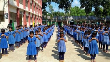 প্রাথমিক স্কুলের শিক্ষার্থীরা জামা-জুতা-ব্যাগ কিনতে টাকা পাবে