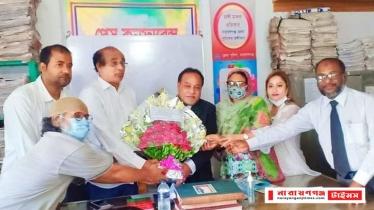 নারায়ণগঞ্জ আদালতের পিপি মনিরুজ্জামান বুলবুল