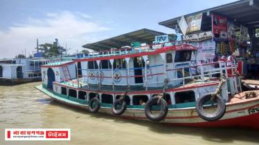 নারায়ণগঞ্জ-মুন্সীগঞ্জ রুটে ঝুঁকিপূর্ণ লঞ্চ, দুর্ঘটনার আশংকা