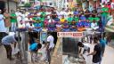 সিদ্ধিরগঞ্জে বিডি ক্লিনের পরিষ্কার পরিচ্ছন্নতা কর্মসূচী পালন